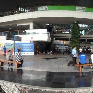 Ngurai Rai International Airport Denpasar - Bali at International Arrival Lounge