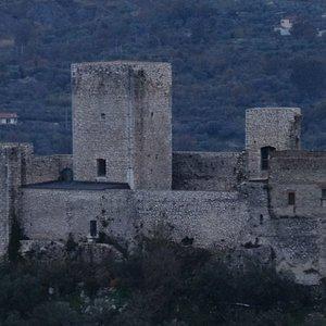 Ausonia Il Castello Medievale (Panorama)
