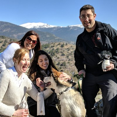 Hiking in Madrid