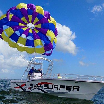 Parasail Sky Surfer