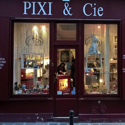 La boutique Pixi&Cie