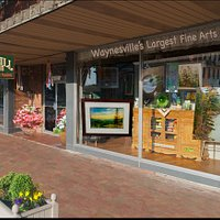 Fine Art Gallery with gifts, antiques and more.