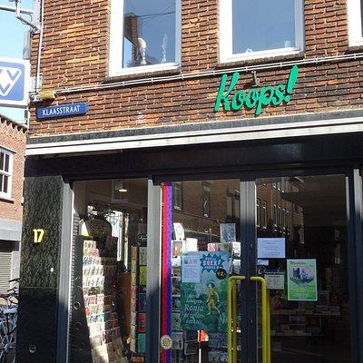 toerist info;VVV Venlo in Klaasstraat 17 ;Binnenstad Venlo