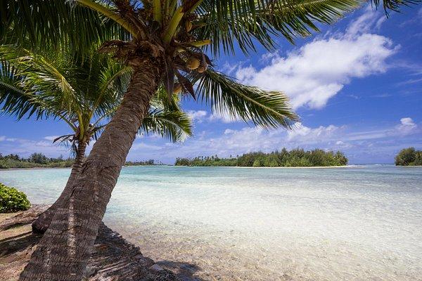 muir lagoon - Deretan Destinasi Wisata di Kepulauan Cook
