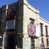 Museo de los Pinrores Oaxacanos