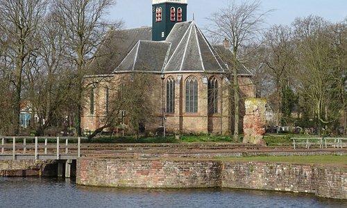 """""""Slotkapel Egmond aan den Hoef uit de jaren 1431-1633"""""""