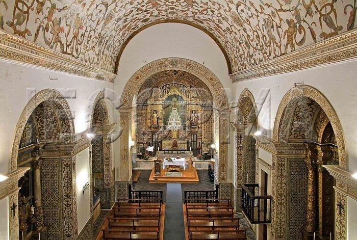 Igreja Matriz de Nossa Senhora da Assunção em Montemor-o-Novo