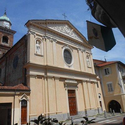 Esterno chiesa