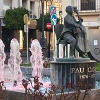 Monumento a Pau Casals