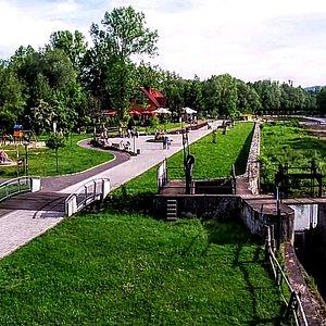 Bulwary Węgierska Górka