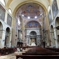Padova, Basilica e Scoletta di S.Maria del Carmine
