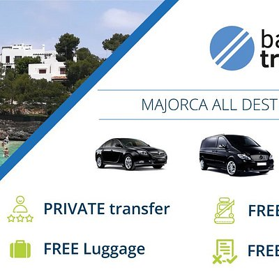 Balearic Transfer, Private Airport Transfers Mallorca
