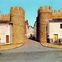Castelo de Borba (Porta de Évora)