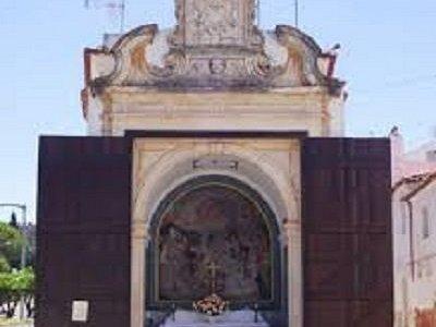 Estações da Via Sacra de Vila Viçosa
