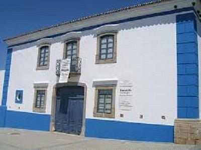 Casa do Capitão-Mor (Casa da Mala-Posta) (Arraiolos)