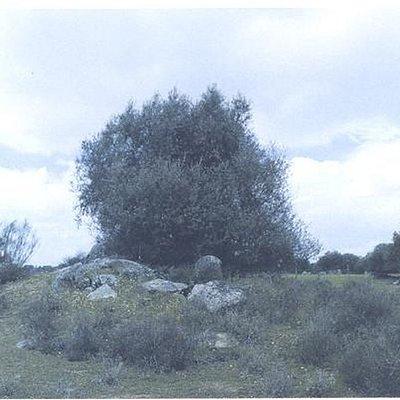 Anta 2 da Herdade dos Cebolinhos (Reguengos de Monsaraz)