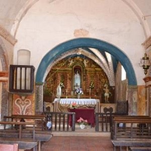 Igreja Nossa Senhora das Neves (Monte de Trigo / Portel)