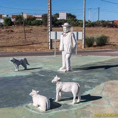 Monumento ao Tocador de Gado (Borba)
