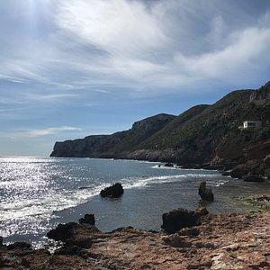 Cabo de San Antonio