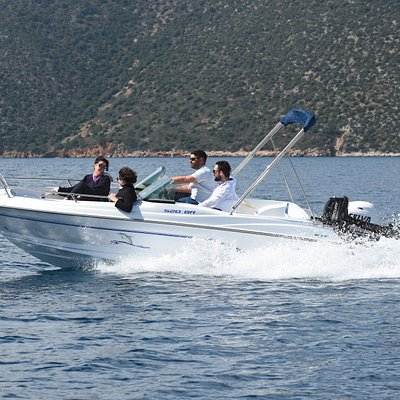 Olympic 520 Bowrider with Selva 30xs 1000cc