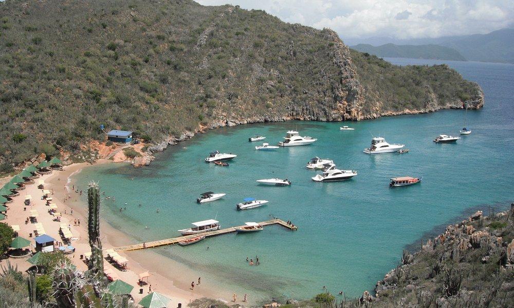 Vista Isla El Faro