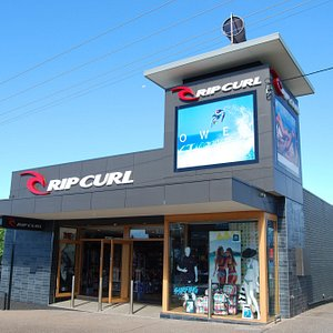 Surf Shop and Tower