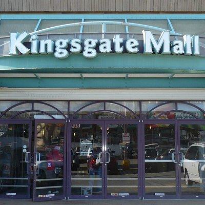 Kingsgate Mall Entrance