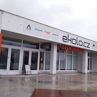 Ebike Rental ekolo.cz - Prague