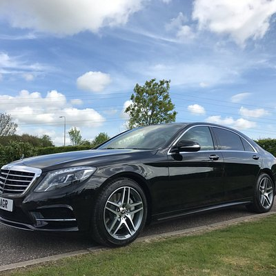 Our top of the range Mercedes S class, panoramic roof, rear executive pack !