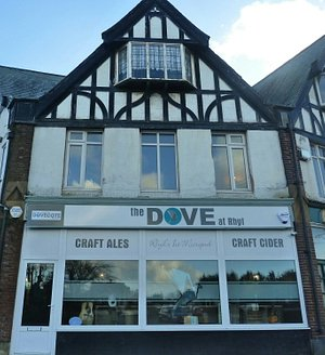 The Dove at Rhyl