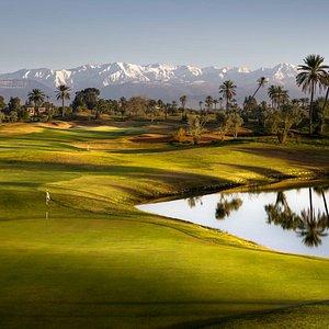 Amelkis Golf Club Marrakech