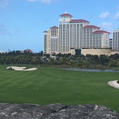 Opening Hole at The Baha Mar