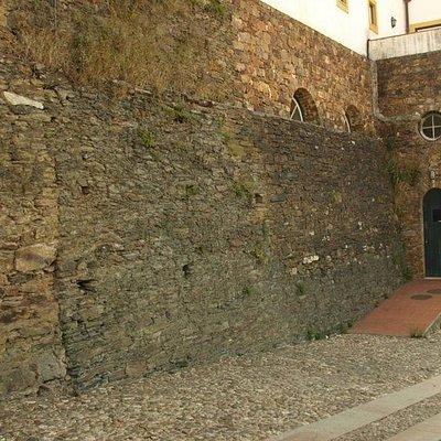 Muralhas do Antigo Castelo de Odemira