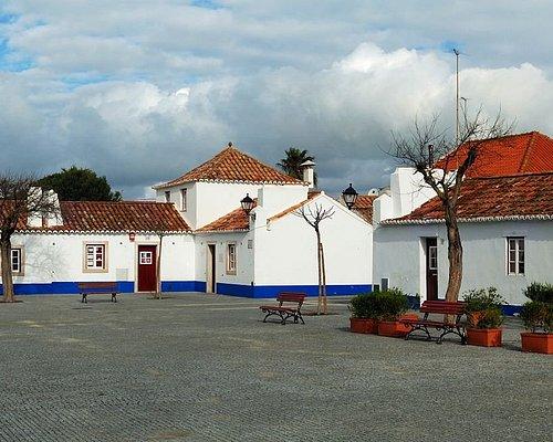 Praça do Marquês de Pombal (Porto Covo)
