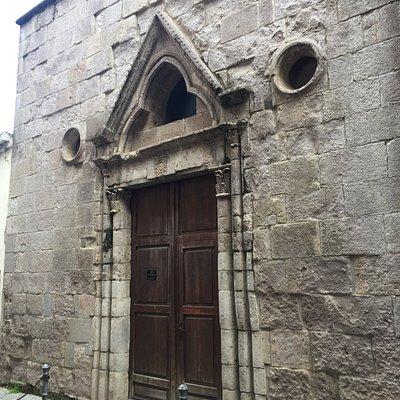 17th century façade