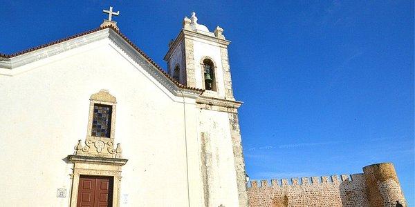 Igreja de São Salvador, matriz de Sines