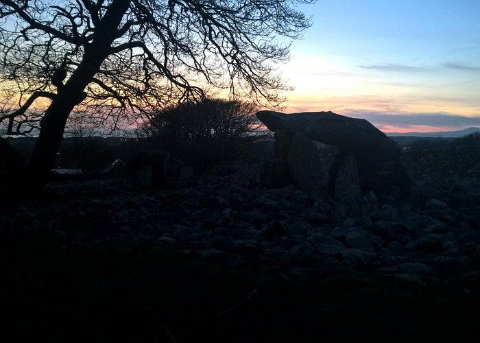 Dyffryn Ardudwy Burial Chambers - Sunset 3