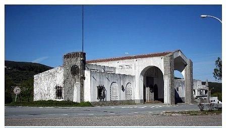 Conjunto histórico Arquitetónico Fronteiriço de Porto Roque
