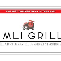 Home of the best chicken tikka in Thailand