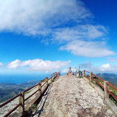 Panoramic view from Gran Piedra