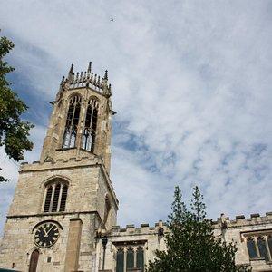 York, Parish of All Saints' Pavement