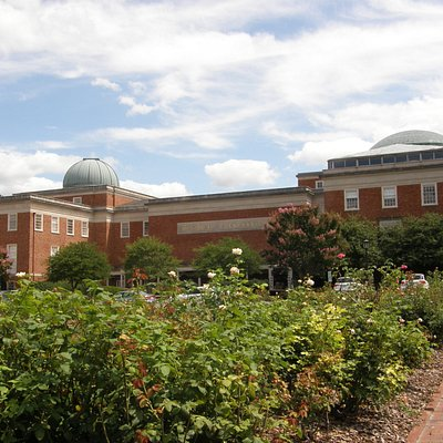 In 1949, Morehead Planetarium was the first such facility to open on a university campus.