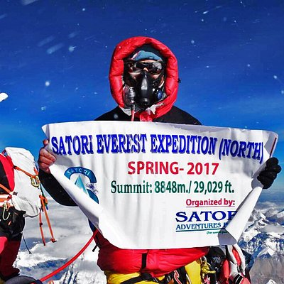 Mount Everest Expedition Spring - 2017