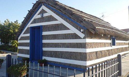 Cabanas de Colmo da Carrasqueira