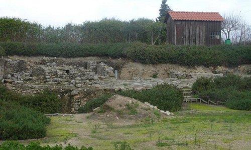 Estação arqueológica do Senhor dos Mártires
