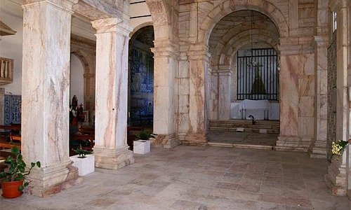 Capela das Onze Mil Virgens