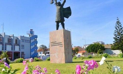 Estátua do Bombeiro
