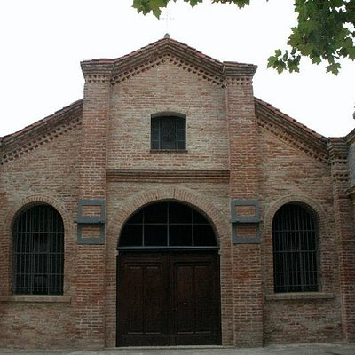 Facciata principale della Chiesa di San Rocco dopo i lavori di restauro
