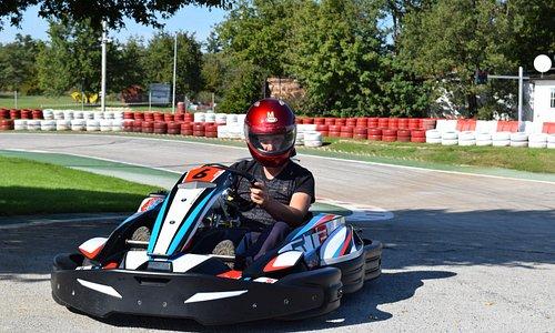 New go-karts 9 hp