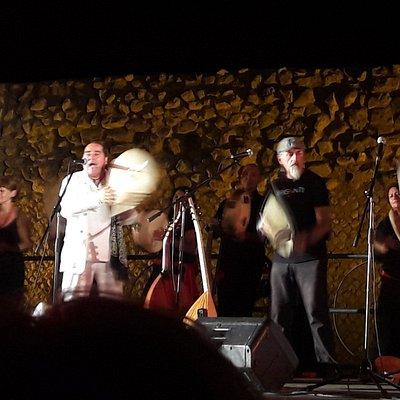 """Spettacolo musicale """"Deyereh"""" dal Sufi alla Tammurriata"""